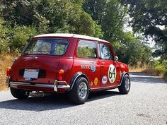 Daily Turismo: Reader Ride: Rally Bred Austin Mini Cooper