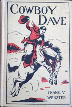 1915 First Edition 'Cowboy Dave or The by MillCreekCollective