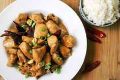 Make your favorite Chinese dish in your own home with this fun recipe for Kung Pao chicken that will get ev...