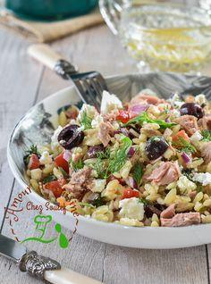 salade d'orzo au feta 7