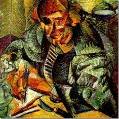 Umberto Boccioni -antigrazioso_1912