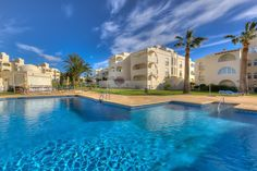 Very bright 2 bed 2 ½ bath apartment in the urbanisation Las Mimosas, in San Juan de los Terreros, at walking distance from all amenities and only a 5 min walk to the beach.  More info and photos: http://www.nicla-casas.com/index.php/en/component/iproperty/?view=property&id=281