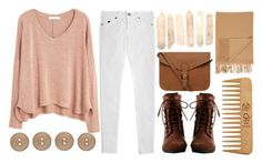 """Untitled #49"" by kazuichi ❤ liked on Polyvore featuring True Religion, MANGO, Sofia Cashmere, The Body Shop, Dorothy Perkins, women's clothing, women's fashion, women, female and woman"