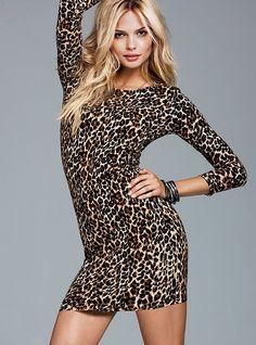 leopard dress= <3