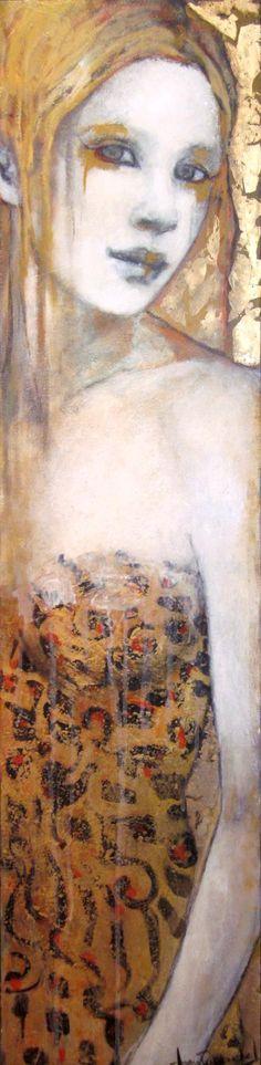 Laurie - Joan Dumouchel - Galerie d'art Iris