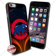 """MLB,Chicago Cubs,iPhone 6 4.7"""" & iPhone 6s Case Cover Pro...…"""