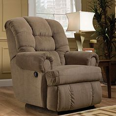 72 length in full recline - Same as a king size bed Extra tall back u0026 & Stratolounger® Tailgater Tulsa Rocker-Recliner With Heat u0026 Massage ... islam-shia.org
