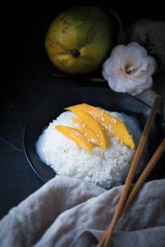 Thai Mango Coconut R