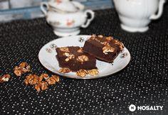 Brownie diósan kókuszzsírral | NOSALTY Brownies, Dios, Cake Brownies