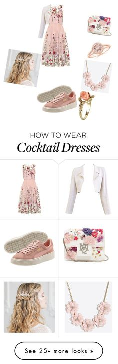 """"" by amberbonneau8 on Polyvore featuring Chanel, Alexander McQueen, J.Crew and Vintage"