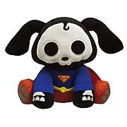 DC Heroes Skelanimals Superman Dax Deluxe Plush - http://lopso.com/interests/dc-comics/dc-heroes-skelanimals-superman-dax-deluxe-plush/