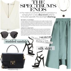 How To Wear Studded Leather Sandals (Top Set #23) Outfit Idea 2017 - Fashion Trends Ready To Wear For Plus Size, Curvy Women Over 20, 30, 40, 50