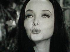 † Carolyn Jones † As Morticia Addams † In The s Addams Family † Animated GIF. Morticia Addams, Gomez And Morticia, The Addams Family 1964, Addams Family Values, Adams Family, Carolyn Jones, Charles Addams, 7 Arts, Gothic