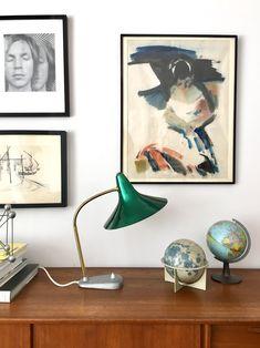 Vignettes, Console, Table Lamp, Home Decor, Art, Homes, Art Background, Table Lamps, Decoration Home