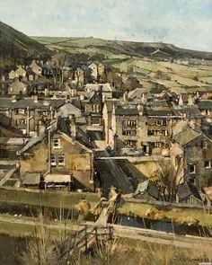 John McCombs: Delph Village