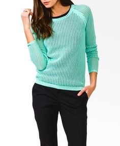Essential Large Loop Sweater   FOREVER21 - 2020764469