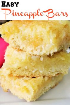 An easy recipe for making pineapple bars. A shorter version of pineapple upside down cake using canned pineapples, and coconut flakes. Best Nutrition Food, Nutrition Products, Nutrition Chart, Nutrition Guide, Healthy Food, Fitness Nutrition, Nutrition Websites, Nutrition Articles, Vegetable Nutrition