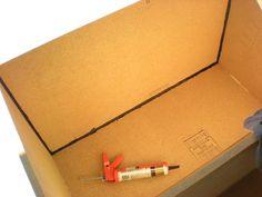 Sand Blaster How To Make Sand, Sandblasting Cabinet, Garage Workshop, Halle, Hobbies, Diy, Booth Design, Cabins, Tools