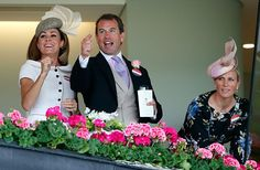 Natalie Pinkham, Divorce, Marriage, Autumn Phillips, Peter Phillips, Princess Anne, Good Spirits, Two Daughters, Royal Ascot
