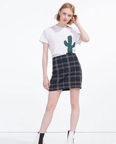 MINI SKIRT-View All-SKIRTS-WOMAN | ZARA United States