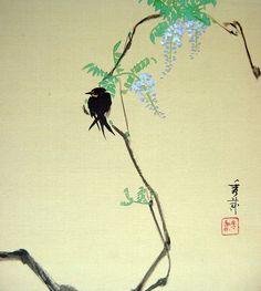 Japan Art - Quick painting