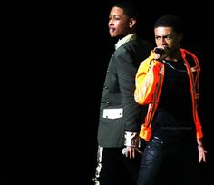 Diggy and jacob on stage Jacob Latimore, Dancer, Stage, Husband, Actors, Dancers, Actor