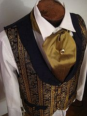 Steampunk clothing for men