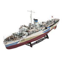 レベル社 アメリカ海軍 中型 揚陸艦 1/144 スケール プラモデル U.S. ...