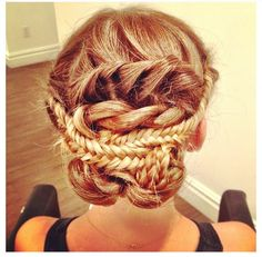 Braids of your dreams!