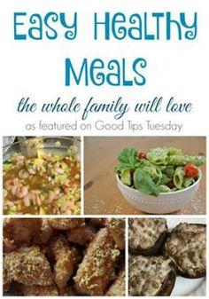 Easy Healthy Family