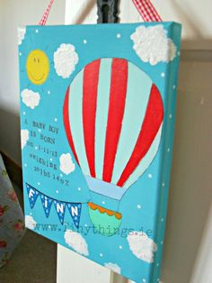 up up and away Name Plaques, Baby Boy, Ideas, Baby Boys, Thoughts