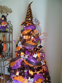 All That Glitters: Our Halloween Tree