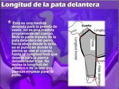 Como hacer ropa para el perro en http/:www.patronesderopa1.com