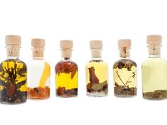 Make Your Own Flavored Oils - Inspired by the new flavored butters on the market, here are some fresh and versatile oil alternatives that can liven up your menu while keeping saturated fat in check. Use flavored oils to spruce up marinades, salad dressings and vinaigrettes, pasta and rice dishes, and use the oils to sauté, stir-fry and sear your favorite vegetables, meats, fish and poultry.