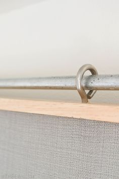 How To Build A Lightweight Sliding Barn Door - Vintage Revivals, tutorial with pictures.