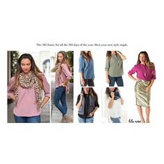Who DOESN'T love to start their weekend with some shopping and a great deal? Over 30% OFF! Dozens of looks, one amazing top: The 365 Tunic ➖➖➖➖➖➖➖➖➖➖➖➖➖➖➖➖➖➖ REG: $34 DEBUT Price $19.99, $2.00 Shipping  Sizes: Small(2/4), Medium(6/8), Large(10/12) Colors: Mauve, Slate, Olive, Fuschia, Black, Ivory To purchase: comment SOLD, SIZE, COLOR, EMAIL  The newest member of the Lila Rose Clothing line is a gorgeously flowy chiffon tunic that promises HUNDREDS of different outfit ideas! A hi-lo cut…