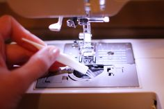 How to maintain your sewing machine  |  Coletterie