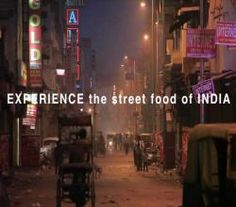 Classic Indian Street Foods (Food in the Streets of India) East Indian Food, Indian Street Food, Indian Food Recipes, Foods, Tv, Classic, Travel, Food Food, Derby