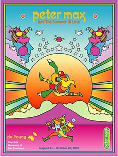 Peter Max - And The Summer Of Love