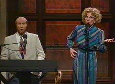 Will Ferrell and Ana Gasteyer as Marty & Bobbie Culp, Middle School Music Teachers on SNL