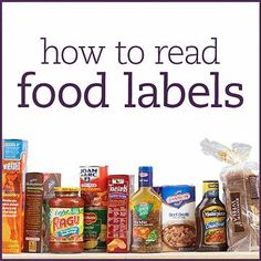 Nutrition Facts: How to Read Food Labels | Diabetic Living Online