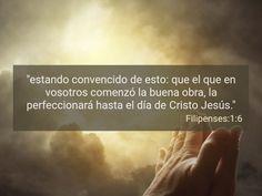 Centro Cristiano para la Familia: Filipenses 1:6