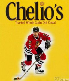 Our Ideas for Hockey Culinary Delights. Chris Chelios Chicago Blackhawks  Fanatics ... b9ce4ae27