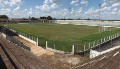 Estádio Prefeito Alberto Victolo - Tanabi (SP) - Capacidade: 11,6 mil - Clube: Tanabi
