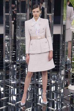 Chanel Alta Costura primavera-verano 2017 #redcarpet #fashion #moda #tendencias #summer