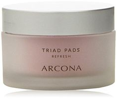The Cranberry Toner in cotton Triad Pads cleanses, tones and hydrates, while infusing skin with protective antioxidants. Ideal for travel and those on-the-go, these convenient pads protect and clarify with antimicrobial cranberry. Skin is refreshed and has a new, healthy glow. Arcona knows... FULL ARTICLE @ http://www.sheamoistureproducts.com/store/arcona-triad-cleanser-toner-and-moisturizer-pads-45-ct/?c=1480