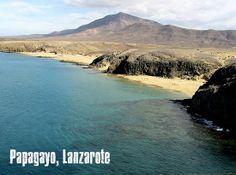 #Swimming destination: Papagayo, Lanzarote