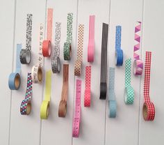 Washi Pattern Design Masking Tape