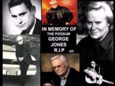 George jones*****(Lonesome Valley)
