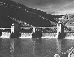 The Grand River Diversion Dam, the largest roller dam in the world, is turning one hundred years old. Without the dam, our valley